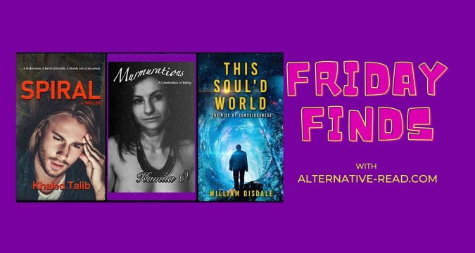 July 2021 - Friday Finds TWITTER - #altread #fridayfinds #freeauthorpromo