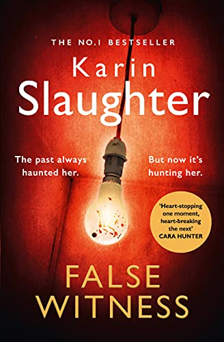 False Witness: The stunning new 2021 crime mystery suspense thriller from the No.1 Sunday Times bestselling author  #altread