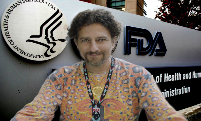 """David """"Avocado"""" Wolfe Named FDA High Wizard Chieftain Of Raw Foods And Woo"""