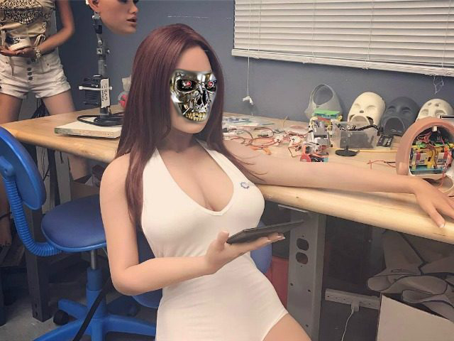 5 Ways Your Sex Robot Is Telling You They're Ready To Be Programmed To Fuck Other People