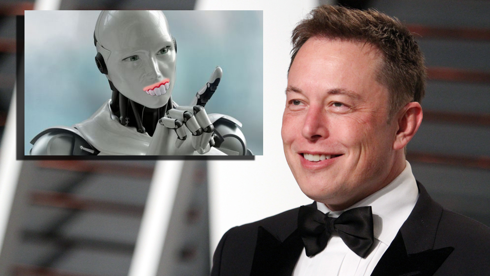 Elon Musk Developing Artificial Unintelligence To Replace Facebook, Twitter Algorithms