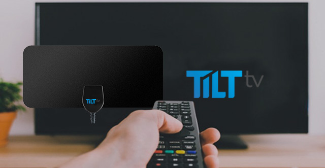 Tilt TV Antenna Review