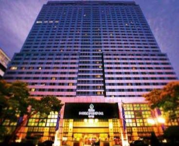 inter continental hotel ii