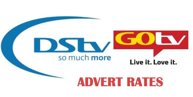 DSTV Nigeria advert rates