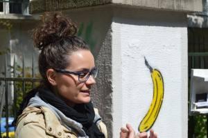Straßenkunst Führung: Ehrenfeld
