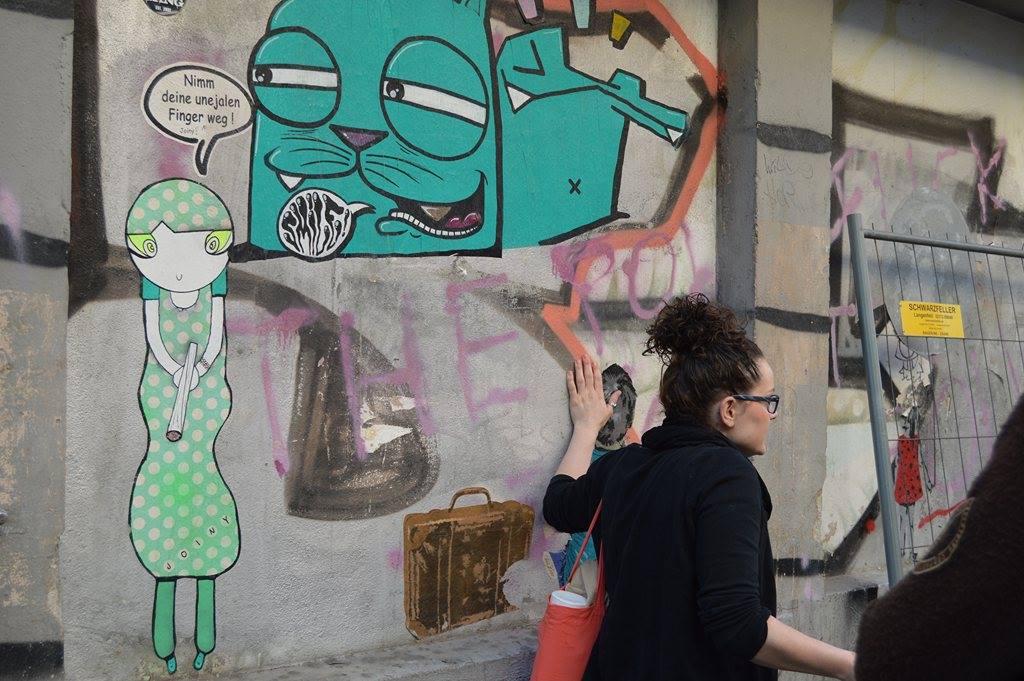 SeiLeise / Joiny/ SMILE Streetart