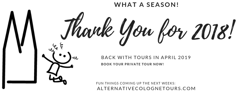Alternative Cologne Tours 2018