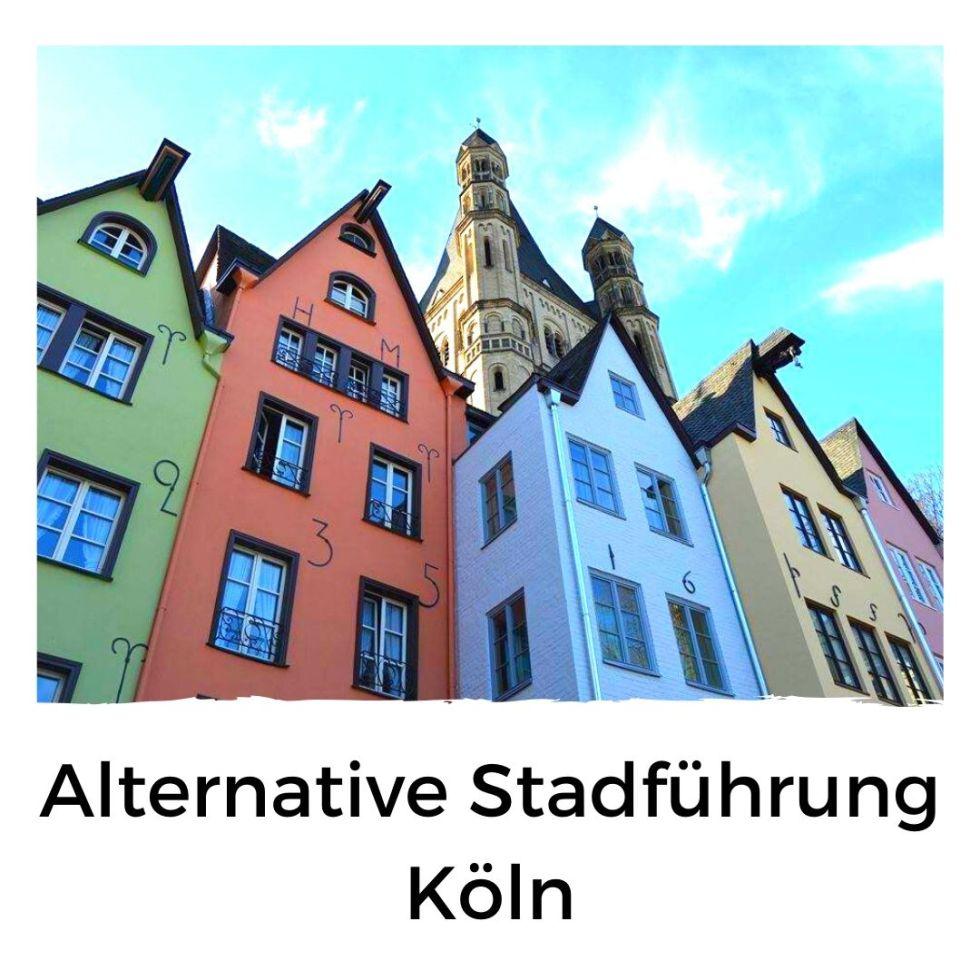 Alternative Cologne Tours _ Alternative Stadtführung Köln