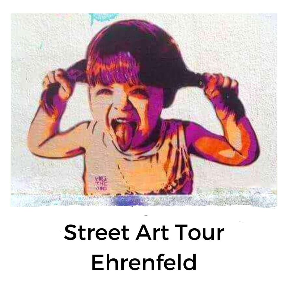 Street Art Tour Ehrenfeld