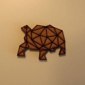 Schildkröte Magnet By Metraeda