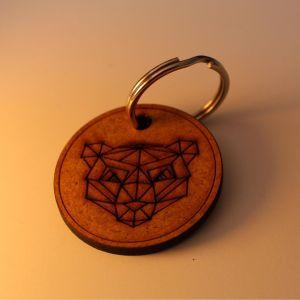 Bär Schlüsselanhänger By Metraeda