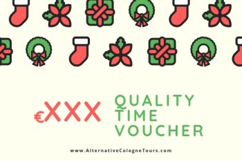Qualitytime Christmas Voucher – To Print Out- 11€