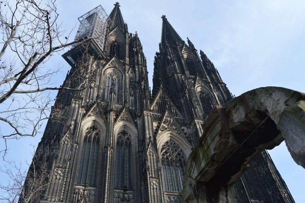 Kölner Dom und Römisches Nordtor