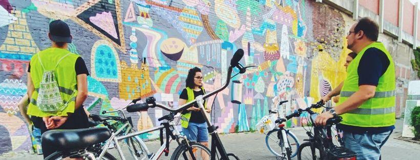 Stadführung durch Köln mit Fahrrad