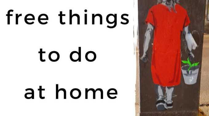 Kostenlos Zuhause Was Machen Corona