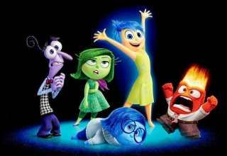 See this movie! (Pixar does it again.)