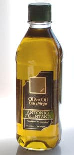 Over processed oil