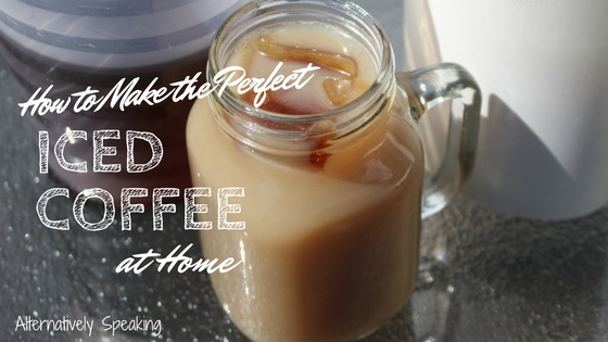 How to Make the Perfect Iced Coffee at Home