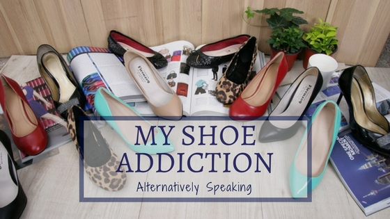 My Shoe Addiction