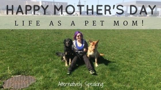 Happy Mother's Day – Life as a Pet Mom!