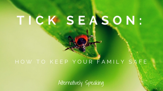 Tick Season : How to Keep Your Family Safe