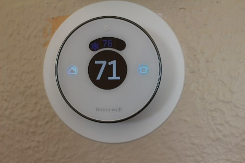 Honeywell Home, thermostat, Lyric thermostat, WiFi Thermostat