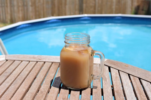 iced coffee, coffee, iced drinks, summer drinks