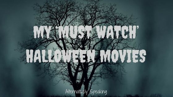 Halloween, Halloween movies, must watch Halloween movies, Blogtober