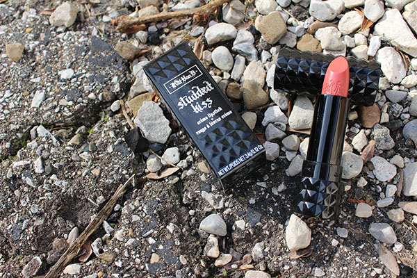 lipstick, studded kiss lipstick, kat von d, kat von d studded kiss, alternative beauty