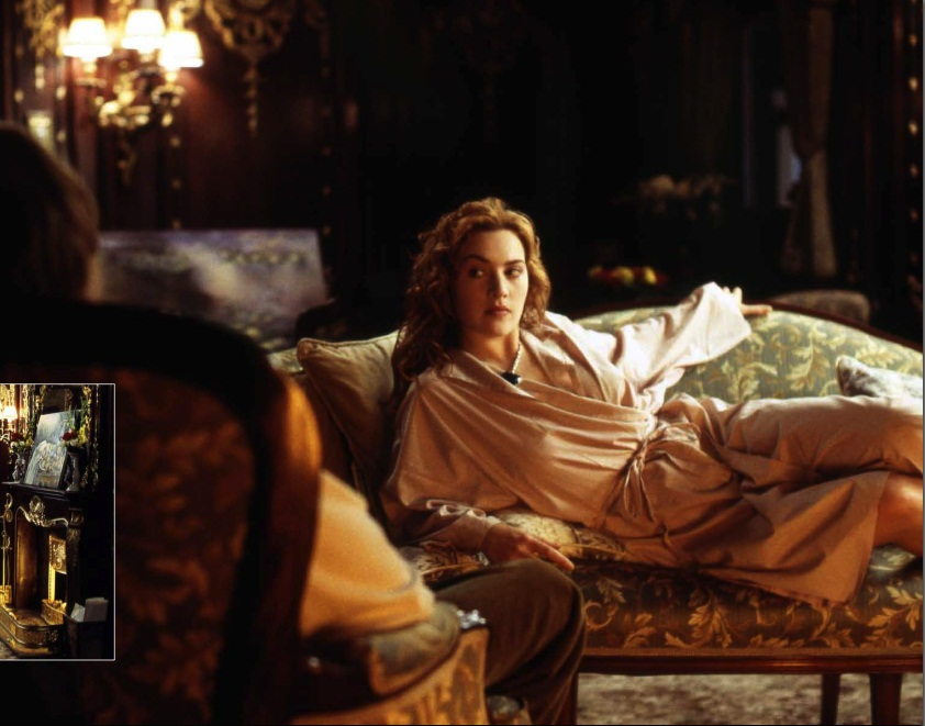 BOOK NEWS  James Camerons Titanic Rerelease