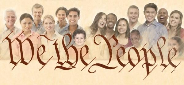 Послание человечества власть предержащим We-the-people