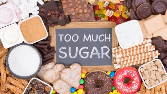 The SAD causes many of us to consume too much sugar