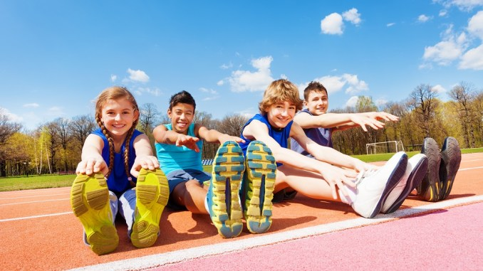 what makes sports fun for kids