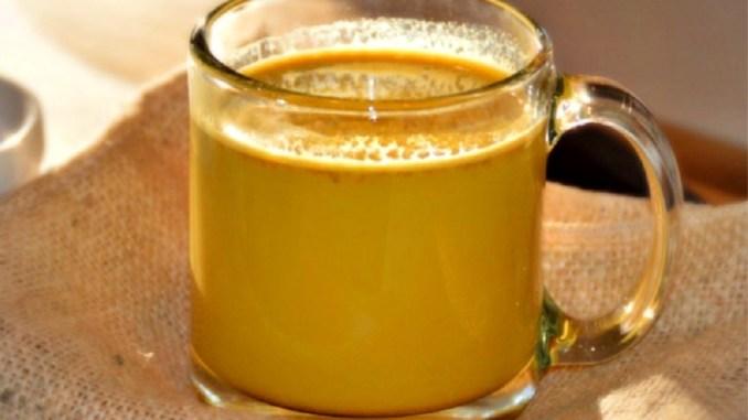 Golden milk boosts immunity