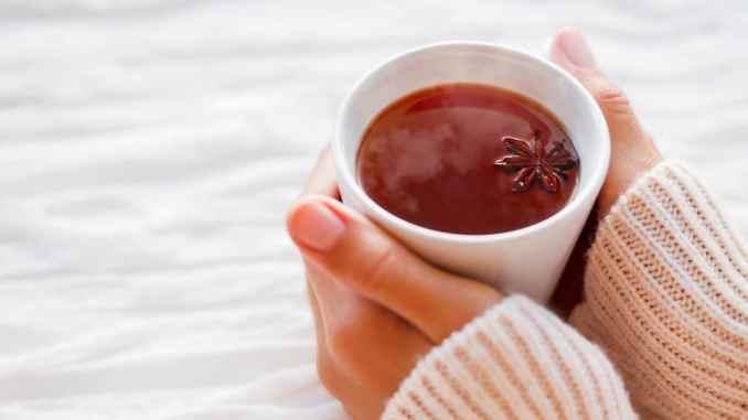 Tea can help support immunity