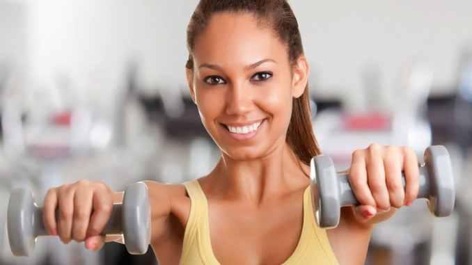 resistance training for women