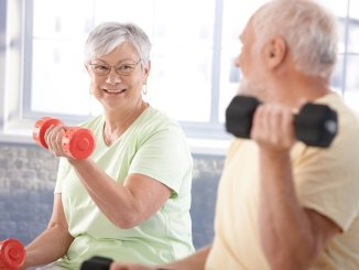 preventing muscle loss as we age