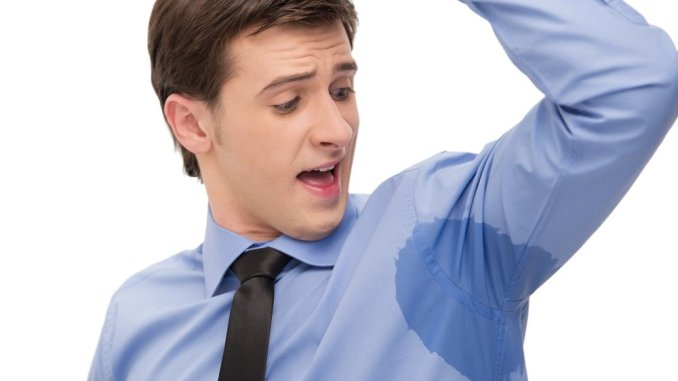 How can you control excessive sweating?