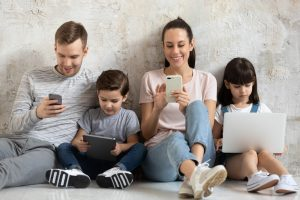 Screentime related to Decreased Physical Activity