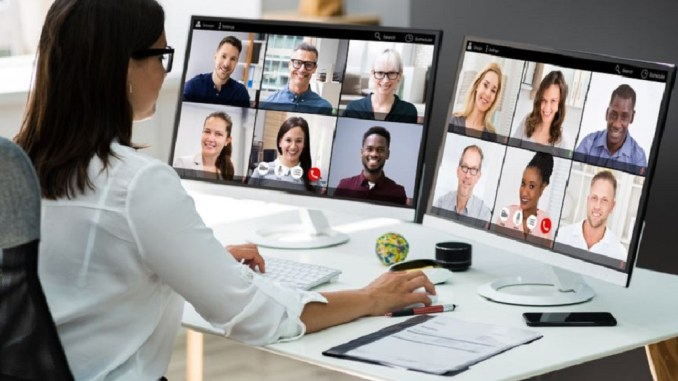 Do cameras impact virtual meetings?