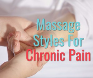 Massage Techniques For Chronic Pain