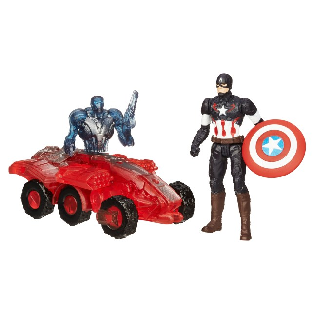 Captain America 2-pack