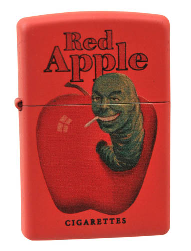 PulpFictionRedAppleZippo