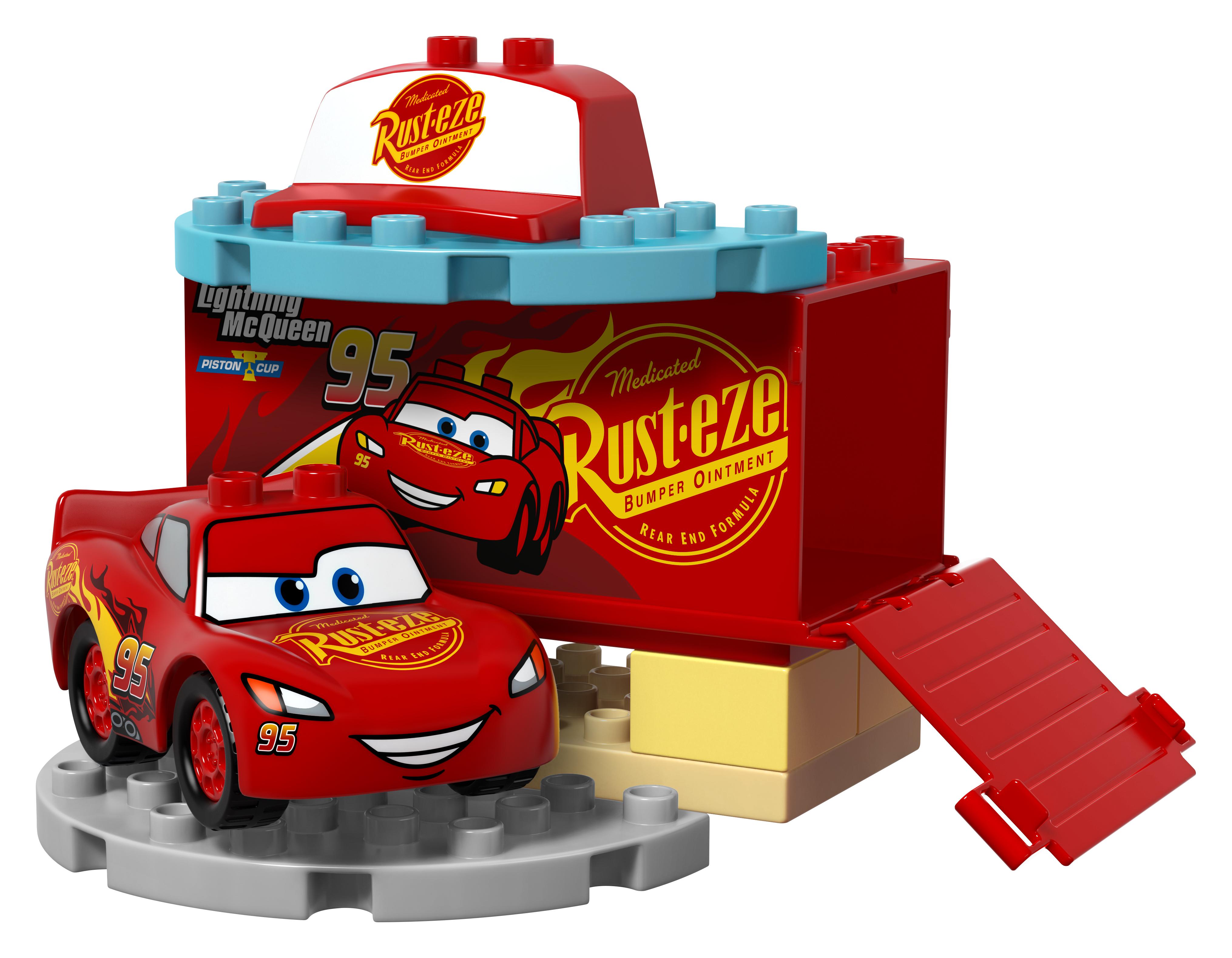 Lego Duplo Disney Cars 3 Alternative Mindz