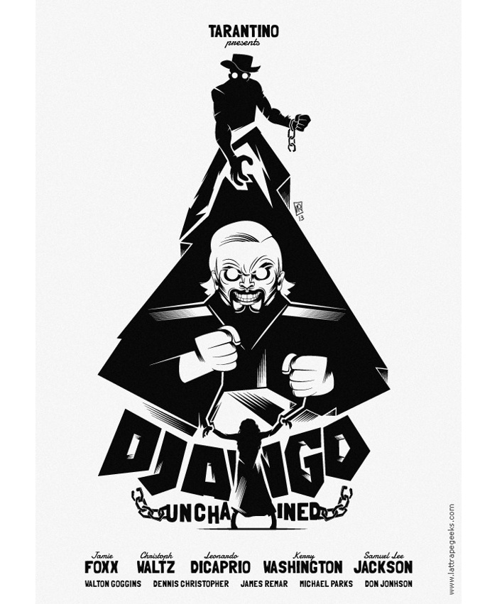 Django Unchained by Vincent Roche