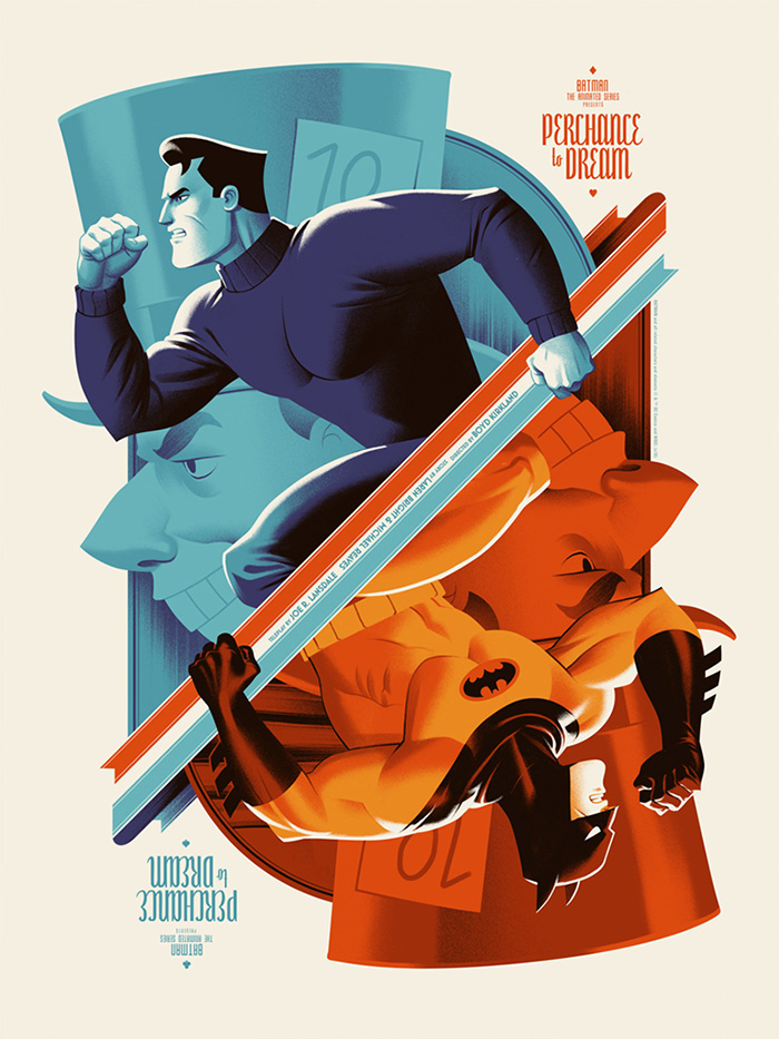 batman the animated series archives
