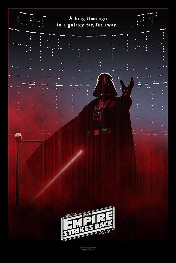 star wars episode v the empire