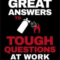 Review: Great Answers to Tough Questions at Work #AltRead #book #Review