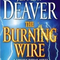 #TheFriday56 #BookBeginnings #TheBurningWire @JefferyDeaver @HodderPublicity #AltRead #Bookishmeme #ebook