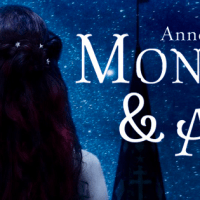 #CoverReveal : Monsters And Angels @monstersnangels #NewAdult #ParanormalRomance